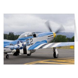 Washington, Olympia,  military airshow. Card