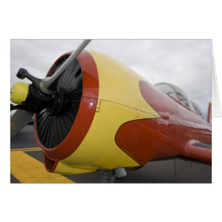 Washington, Olympia, military airshow. Greeting Card