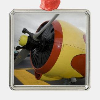 Washington, Olympia, military airshow. Metal Ornament