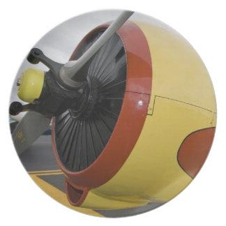Washington, Olympia, military airshow. Plates