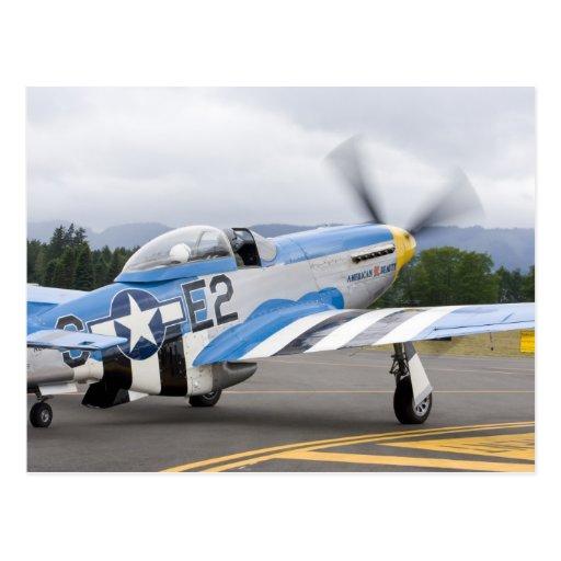 Washington, Olympia,  military airshow. Postcard