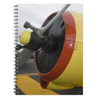 Washington, Olympia, military airshow. Spiral Note Books