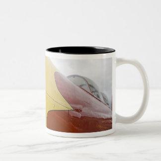 Washington, Olympia, military airshow. Two-Tone Coffee Mug