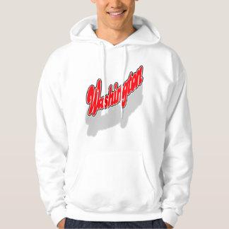Washington open upswoop shirt F/B
