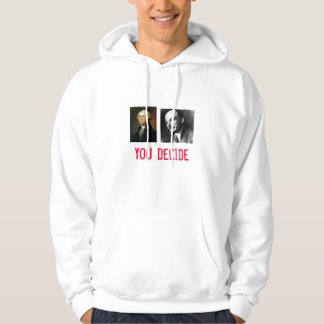 washington or lenin hoodie