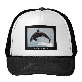 Washington Orca Whale Trucker Hat