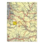 Washington, Oregon, Idaho Postales