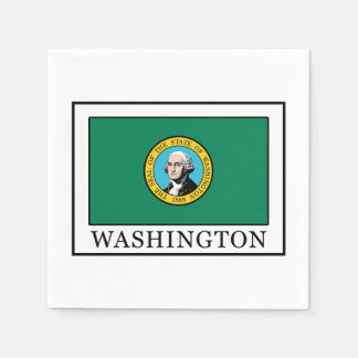 Washington Paper Napkin