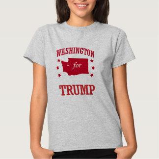 WASHINGTON PARA DONALD TRUMP CAMISAS