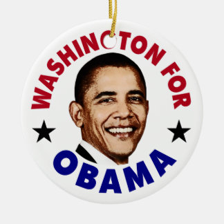 Washington para Obama Ornatos