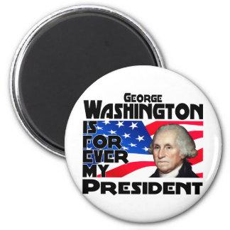 Washington para siempre imanes