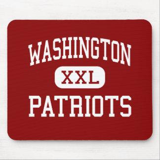 Washington - Patriots - High - Tacoma Washington Mouse Mat
