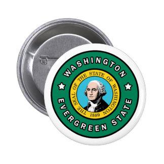 Washington Pinback Button