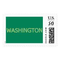 Washington Postage Stamps