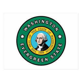 Washington Postcard