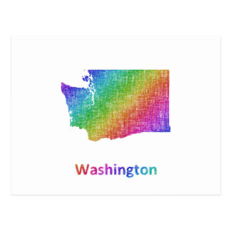 Washington Postcard