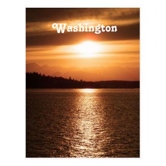 Washington Post Card