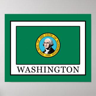 Washington Póster
