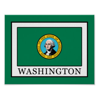 Washington Poster