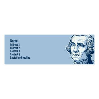 Washington Profile Cards Business Cards