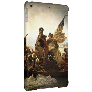 Washington que cruza el Delaware