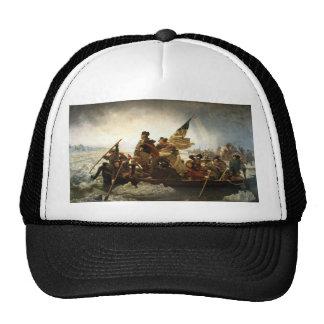 Washington que cruza el Delaware - 1851 Gorras