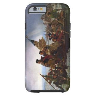 Washington que cruza el Delaware de Manuel Leutze Funda De iPhone 6 Tough