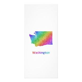 Washington Rack Card