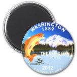 Washington Refrigerator Magnets
