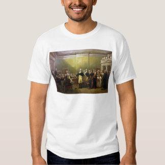 Washington Resigning his Commission John Trumbull T-Shirt