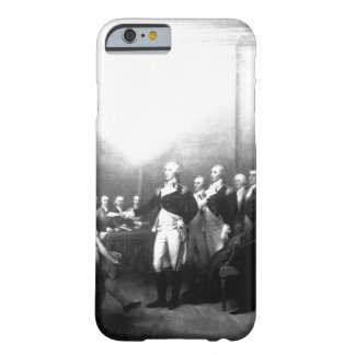 Washington Resigning his Commission_War Image. Barely There iPhone 6 Case