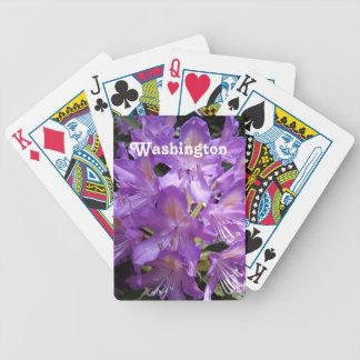 Washington Rhododendron Card Deck