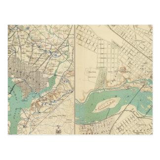 Washington, Richmond Postcard