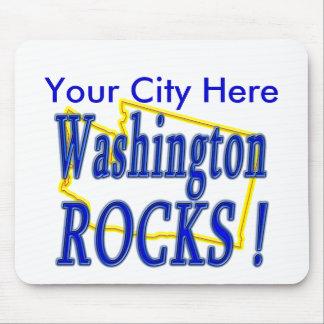 Washington Rocks ! Mouse Pad