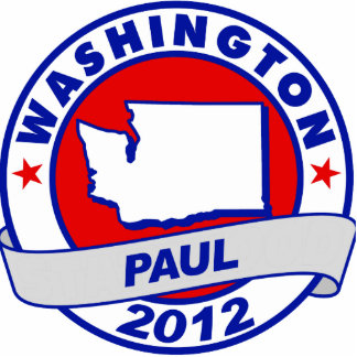 Washington Ron Paul Acrylic Cut Outs