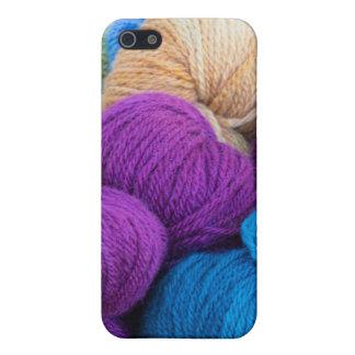 Washington, Seabeck. Balls of colorful yarn Case For iPhone SE/5/5s