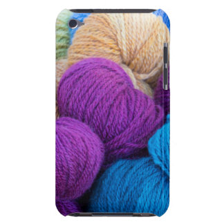 Washington, Seabeck. Balls of colorful yarn Case-Mate iPod Touch Case