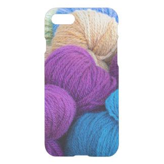 Washington, Seabeck. Balls of colorful yarn iPhone 8/7 Case