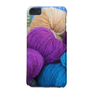 Washington, Seabeck. Balls of colorful yarn iPod Touch (5th Generation) Case