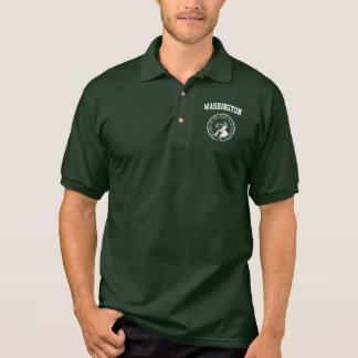 Washington  Seal Polo Shirt