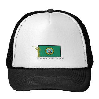 WASHINGTON SEATTLE MISSION LDS CTR HATS