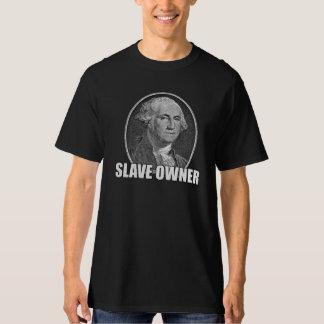 Washington: Slave Owner T Shirt