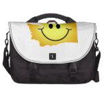 Washington Smiley Face Computer Bag