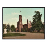 Washington. Smithsonian Institution classic Photoc Post Cards