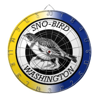 Washington Sno-Bird Dartboards