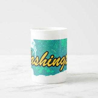 Washington Tea Cup