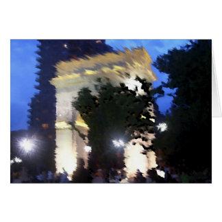 Washington Square Park Card