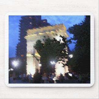 Washington Square Park Mouse Pad