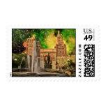 Washington Square Park, NYC Stamps