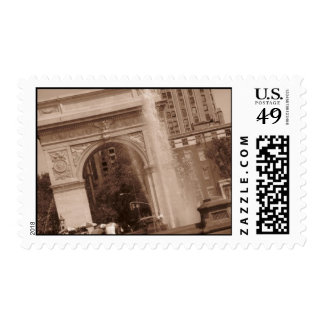 washington square postage